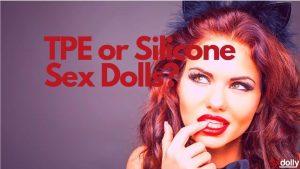 TPE vs. Silicone Sex Dolls SxDolly