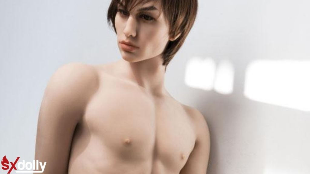 keegan male sex doll